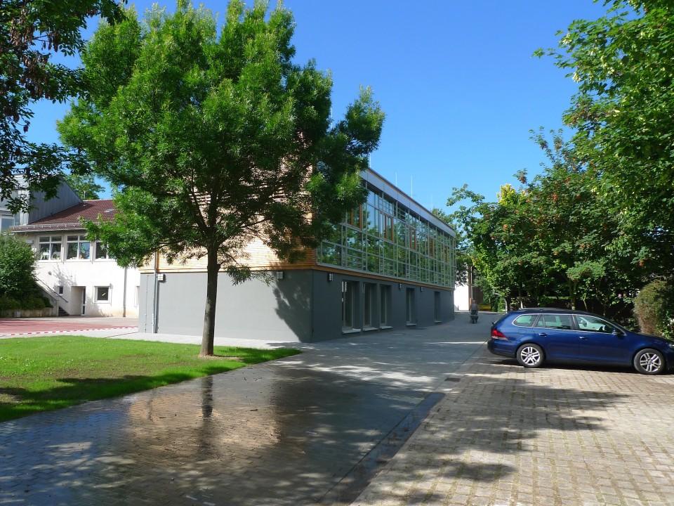 Grundschule in Saulheim