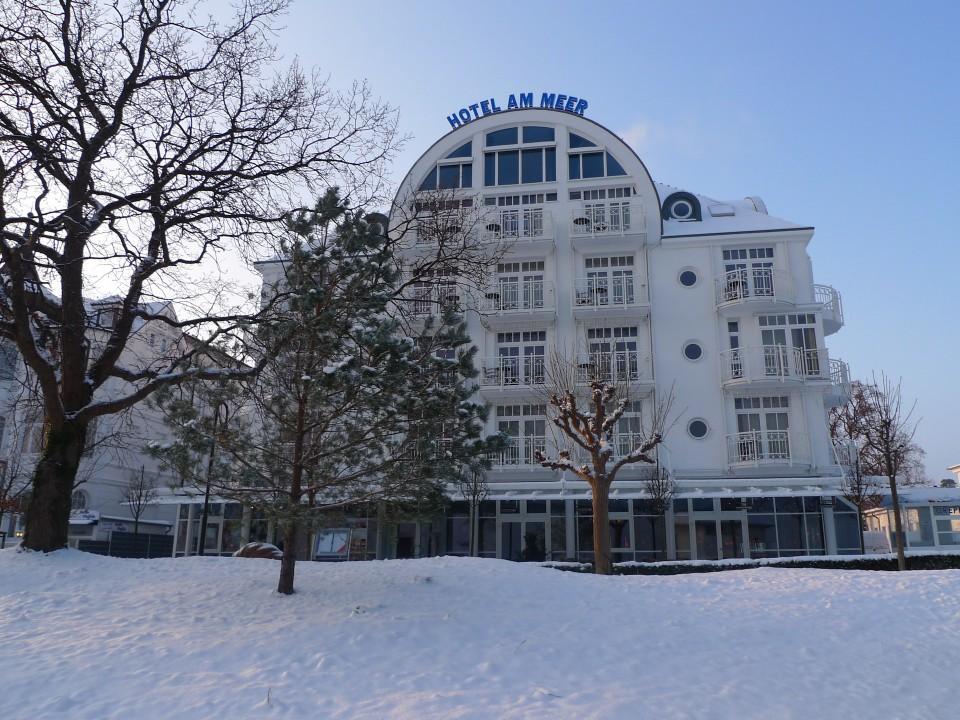 """Hotel """"Am Meer"""" auf Rügen"""