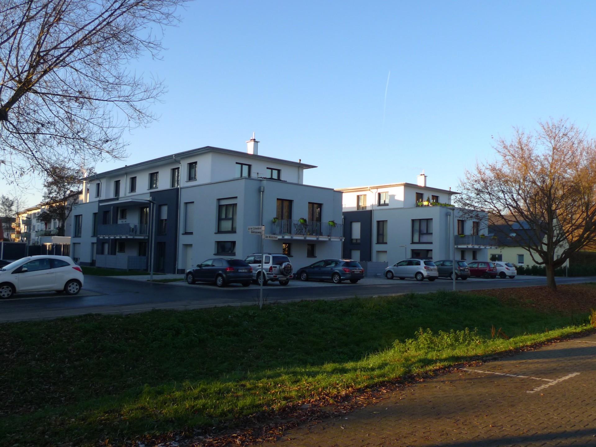 Wohnanlage in Oppenheim