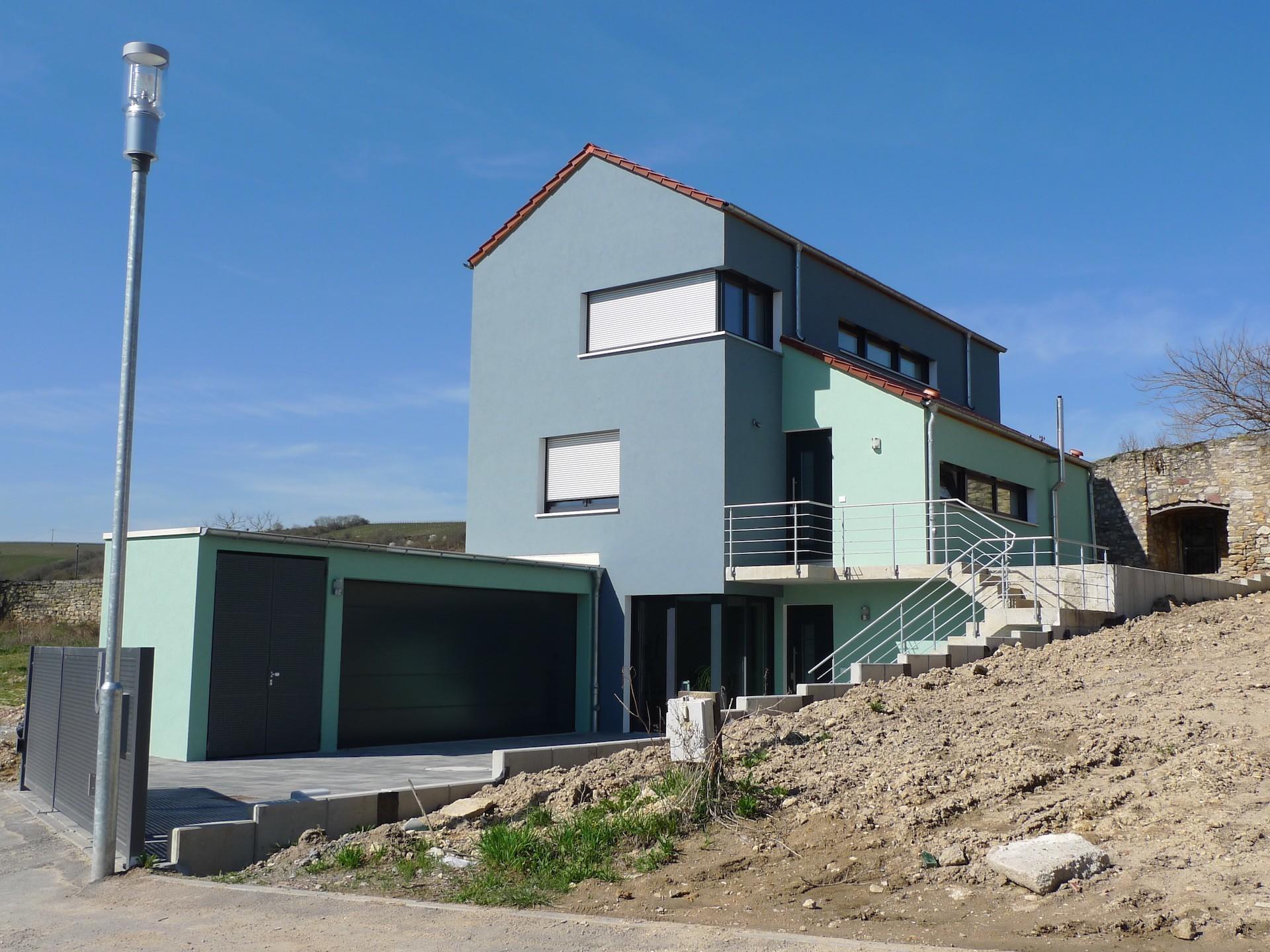 Wohnhaus in Oppenheim