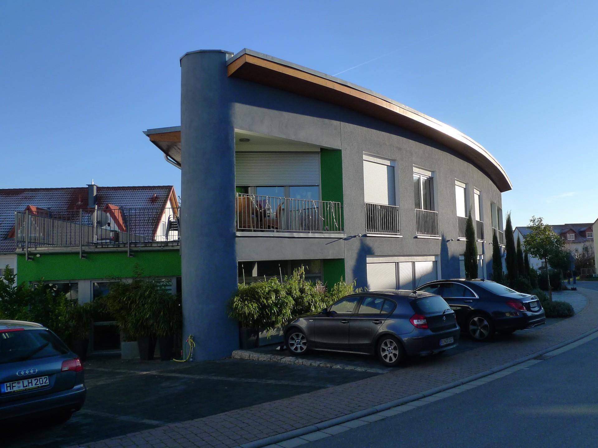 Wohn- und Geschäftshaus in Nierstein