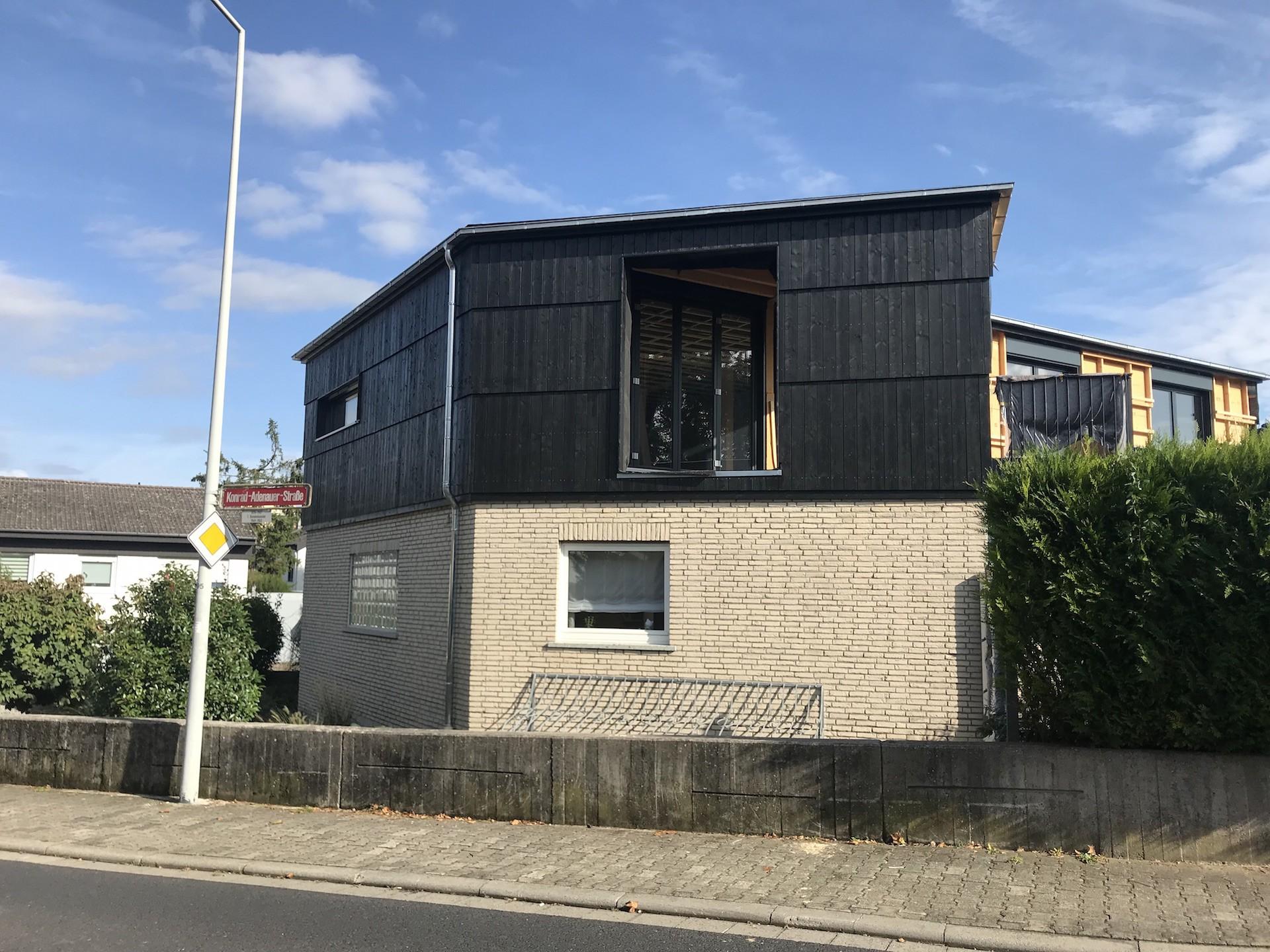 wird...Wohnhaus in Mainz-Ebersheim
