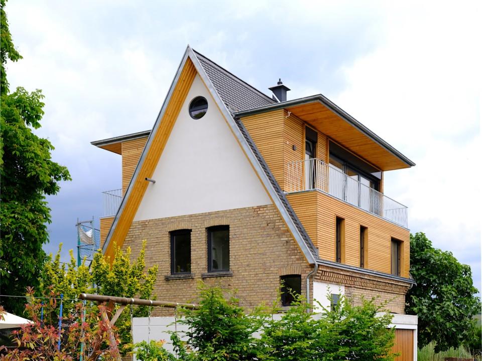 wird...Wohnhaus in Münster-Sarmsheim